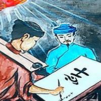 Phân tích thái độ của nhân vật Huấn Cao đối với viên quản ngục trong truyện Chữ người tử tù của Nguyễn Tuân