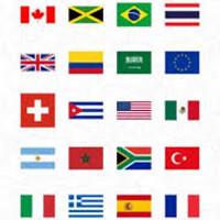 Nhìn quốc kỳ đoán tên quốc gia!