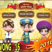 Đề Thi Trạng Nguyên Tiếng Việt Lớp 4 Vòng 16 năm 2016