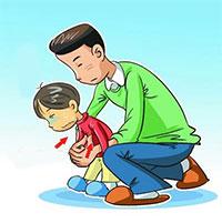 Cách sơ cứu cho bé trong trường hợp khẩn cấp