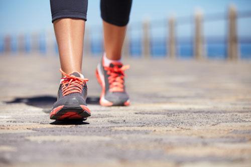 Phương pháp giảm cân đúng cách nhờ đi bộ