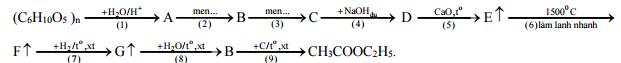Đề thi vào lớp 10 môn Hóa học