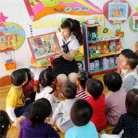 Thông tư liên tịch 09/2013/TTLT-BGDĐT-BTC-BNV về hỗ trợ ăn trưa, chính sách cho trẻ em và giáo viên mầm non