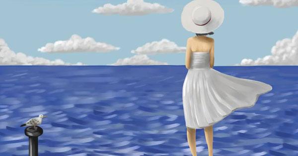 Phân tích hình tượng sóng và em trong bài thơ Sóng của Xuân Quỳnh