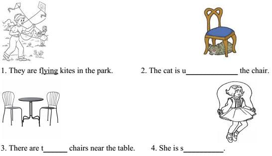 Đề kiểm tra học kỳ 2 môn Tiếng Anh lớp 3