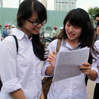Đề thi thử vào lớp 10 môn Anh trường THCS Tân Trường năm học 2014 - 2015