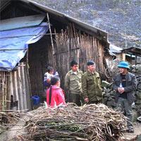 Mẫu đơn xin xác nhận hộ nghèo