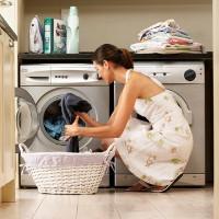 Tại sao nước lại chảy vào máy giặt chậm