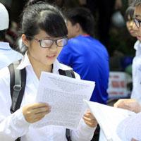 Đề thi tuyển dụng công chức môn Tiếng Anh tỉnh Thái Bình năm 2015