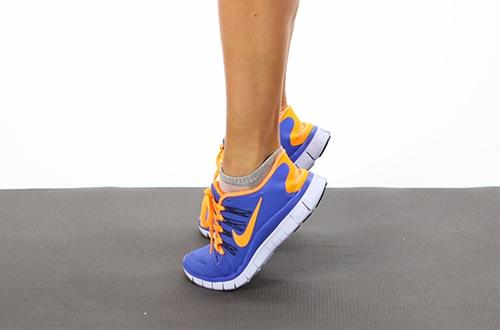 Bí quyết giúp bạn làm nhỏ bắp chân