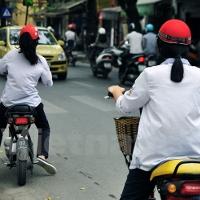 Mức phạt đối với người điều khiển xe đạp, xe đạp máy vi phạm luật giao thông đường bộ