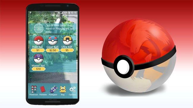 Những thuật ngữ cần biết khi chơi Pokemon Go