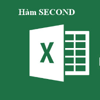 Học MS Excel 2013 bài 44: Hàm SECOND