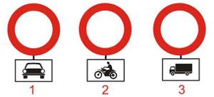 Đề thi bằng lái xe máy