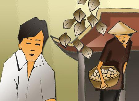 Soạn bài Đò Lèn của Nguyễn Duy