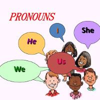 Bài tập trắc nghiệm: Cách sử dụng đại từ - Pronoun