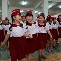 Đề thi khảo sát chất lượng đầu năm môn Toán lớp 5 trường Tiểu học số 1 Trà Sơn, Quảng Ngãi năm học 2014 - 2015