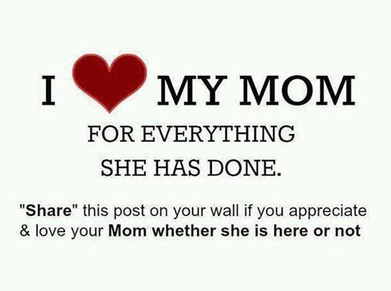 Lời chúc tiếng anh tặng mẹ