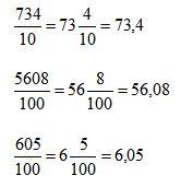 Giải bài tập 1, 2, 3, 4 trang 38, 39 SGK Toán 5: