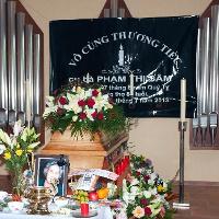 Mẫu điếu văn đọc trong tang lễ Cụ bà