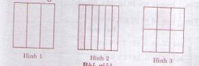 Giải bài tập trang 24, 25 SGK Toán 3: