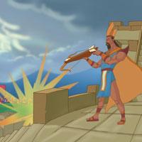 Hóa thân thành An Dương Vương kể lại Truyện An Dương Vương và Mị Châu - Trọng Thuỷ