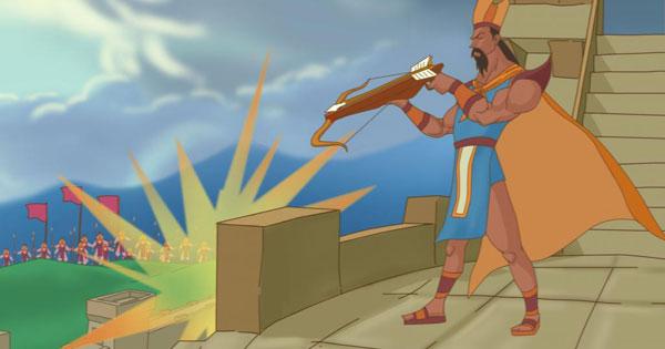 Văn mẫu lớp 10: Hóa thân thành An Dương Vương kể lại Truyện An Dương Vương và Mị Châu – Trọng Thuỷ