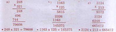 Giải bài tập trang 72, 73 SGK Toán 4