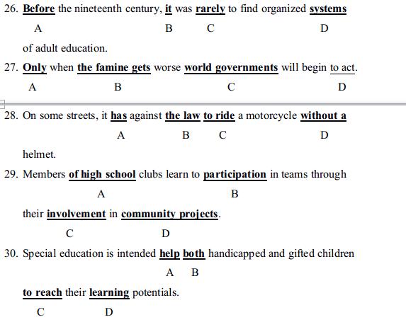 Bài tập Tiếng Anh 11 unit 5