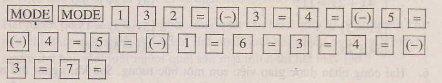 Giải bài tập trang 68 SGK Đại số 10: Phương trình và hệ phương trình bậc nhất nhiều ẩn