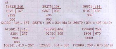 Giải bài tập trang 88, 89 SGK toán 4