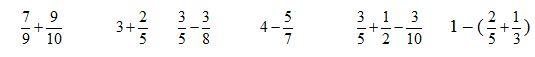 Đề cương ôn tập toán lớp 5