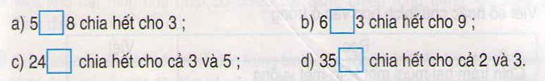 Giải bài tập trang 99 SGK Toán 4: