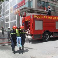 Biên bản kiểm tra về phòng cháy chữa cháy