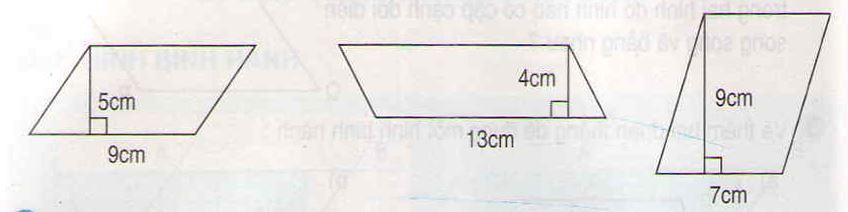 Giải bài tập trang 102, 103, 104 SGK Toán 4