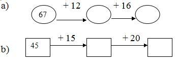 Bộ đề thi toán giữa học kì 1