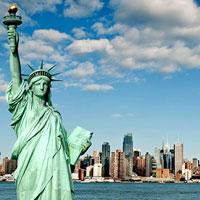 Câu hỏi trắc nghiệm và bài tập Địa lý lớp 11: Hợp chủng quốc Hoa Kì (Kinh tế)