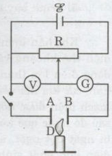 Giải bài tập trang 93 SGK Vật lý lớp 11