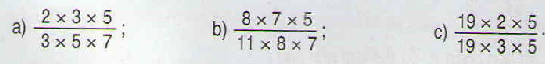 Giải bài tập trang 114 SGK Toán 4: Luyện tập rút gọn phân số