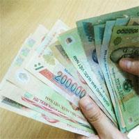 Mẫu giấy biên nhận tiền mặt