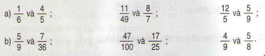 Giải bài tập trang 117, 118 SGK Toán 4
