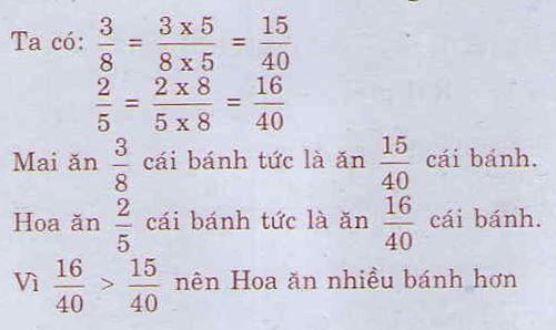 Giải bài tập Toán lớp 4 trang 122