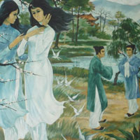 Tóm tắt tác phẩm Truyện Kiều của Nguyễn Du