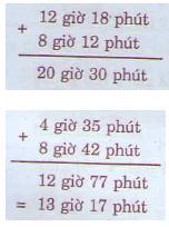 Giải bài tập trang 132 SGK Toán 5
