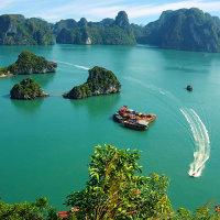 Giải bài tập SGK Tiếng Anh lớp 8 Unit 11: Traveling Around Viet Nam