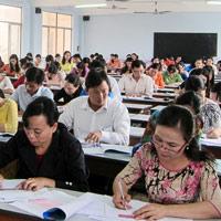 Bộ đề thi khảo sát năng lực giáo viên Tiểu học có đáp án