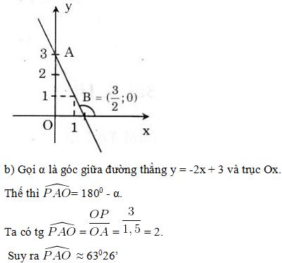 Giải bài tập trang 58, 59 SGK Toán lớp 9 tập 1