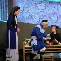 Tóm tắt Chuyện người con gái Nam Xương của Nguyễn Dữ