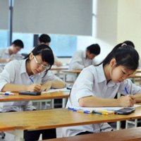 Đề kiểm tra số 3 môn Tiếng Anh lớp 10 trường THPT Trần Cao Vân, Quảng Nam