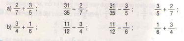 Giải bài tập trang 167, 168 SGK Toán 4